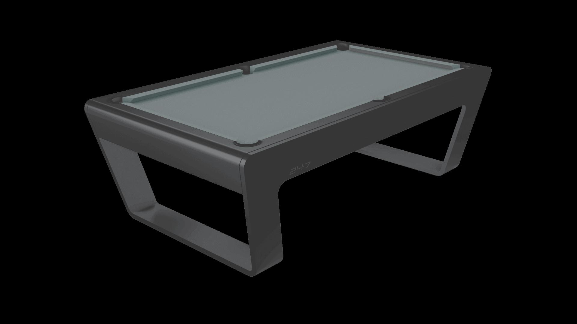 247 Billiards Tisch deeptitanium