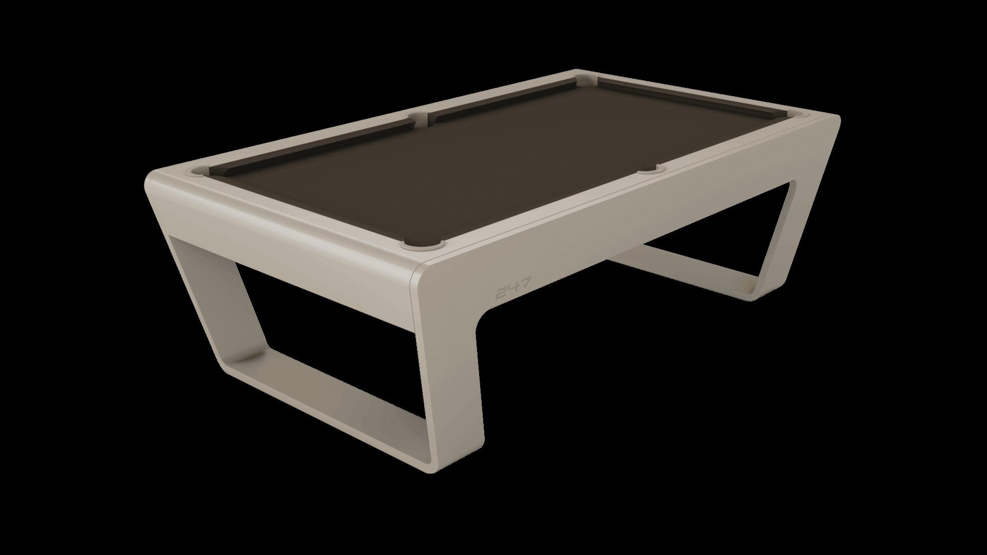 247 Billiards Tisch elegantgrey
