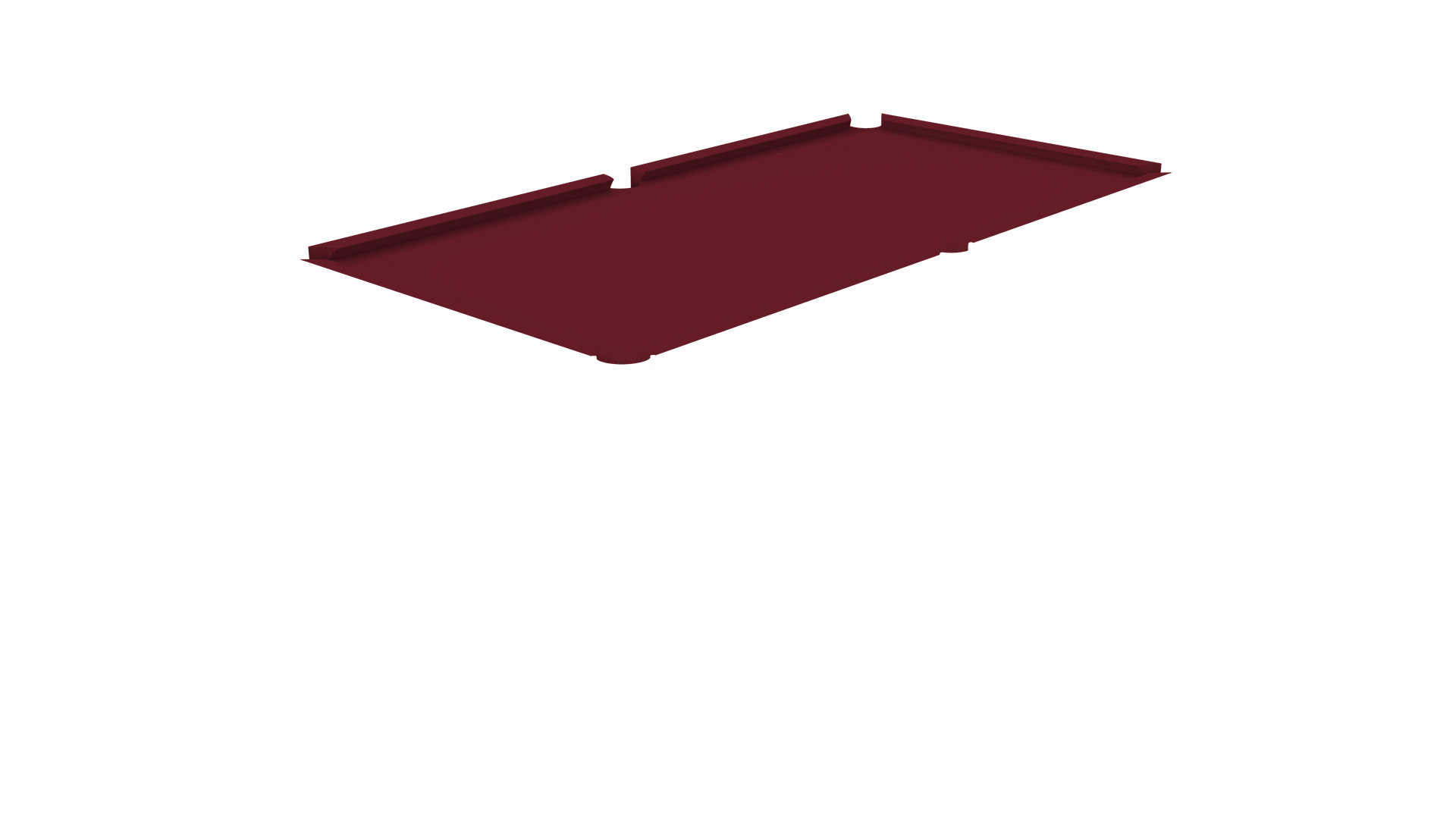 247 Billiards Textile burgundy
