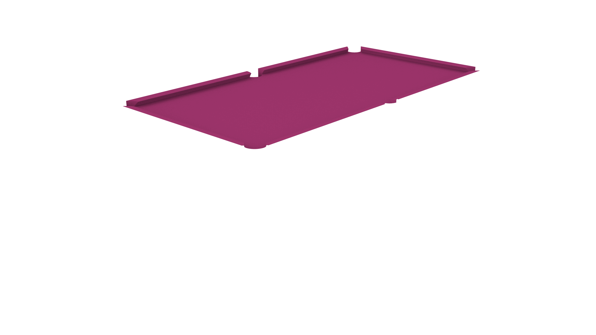 247 Billiards Textile fuchsia