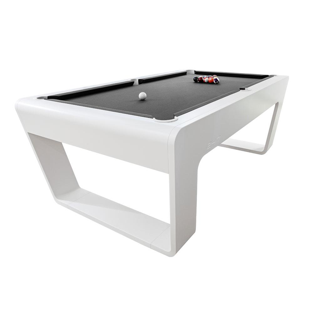 Modern pool table design