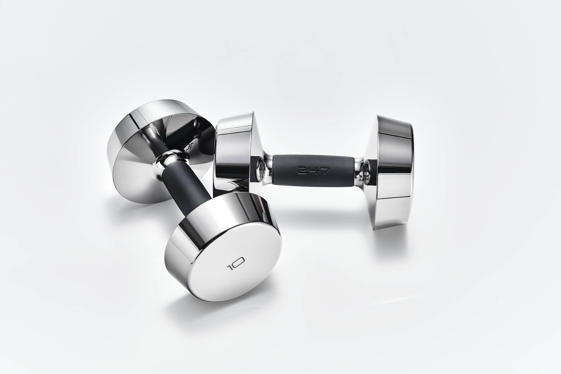 Luxury Fitness Equipment Dumbbells