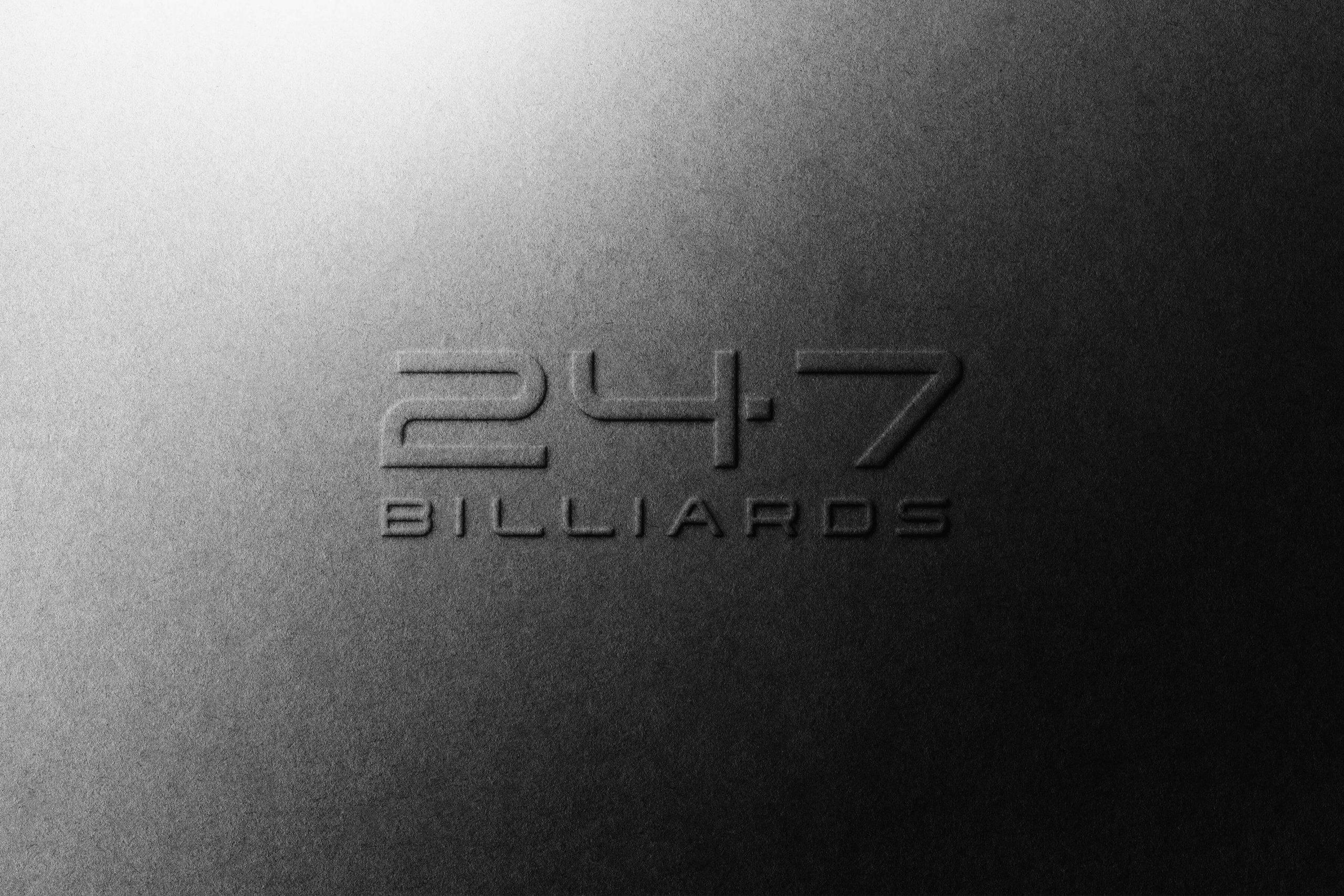 247 Billiards Logo